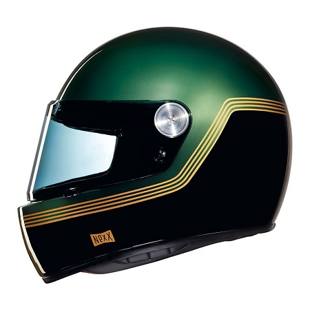 cascos de moto integrales retro