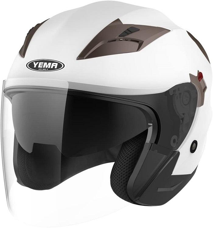 casco moto mujer