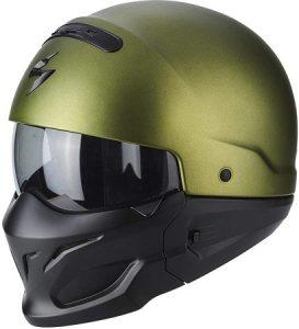 casco moto scorpion